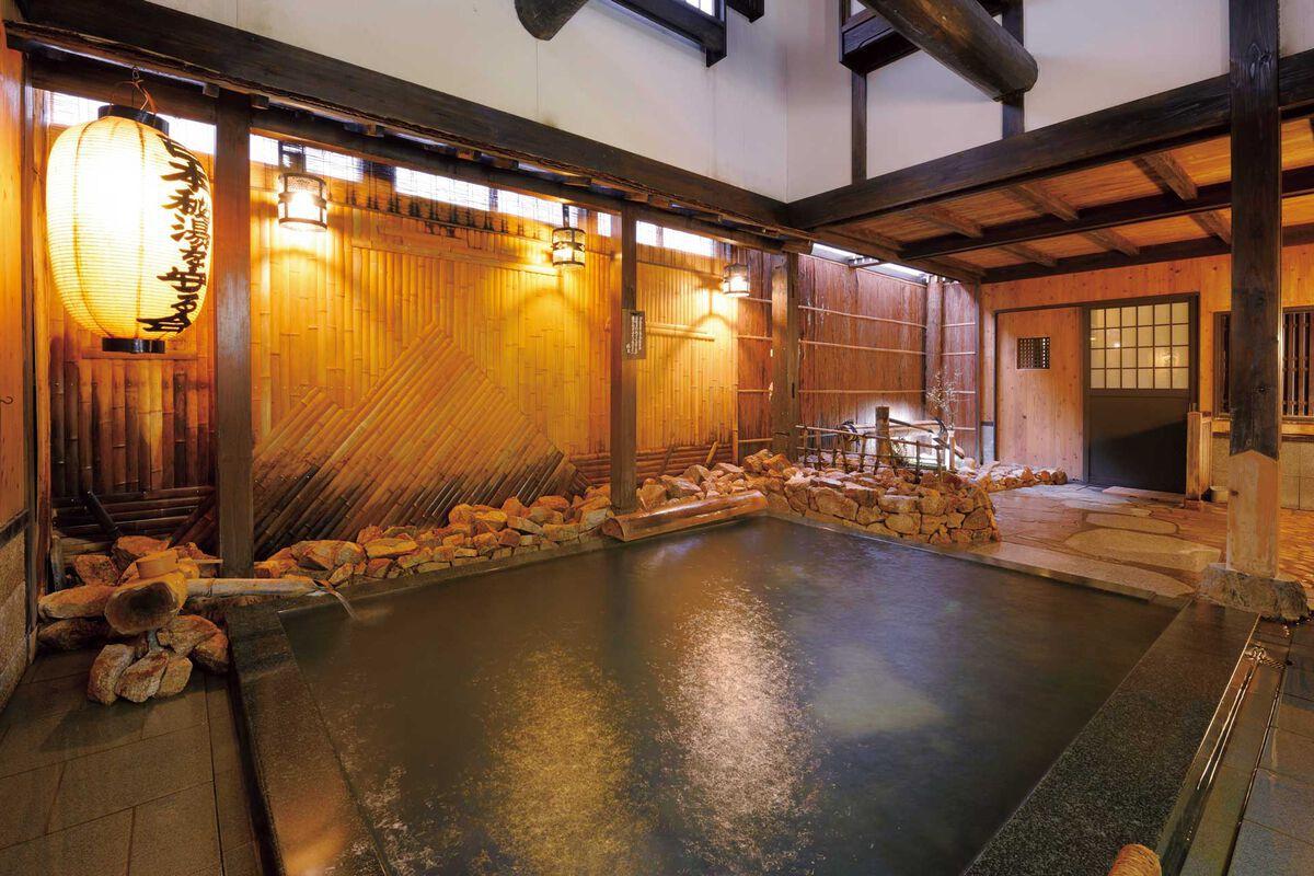 「岩井屋|鳥取県・岩美町のひとりでも宿泊可能な温泉宿」のアイキャッチ画像