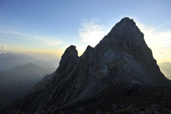 「北アルプス山小屋物語」のアイキャッチ画像