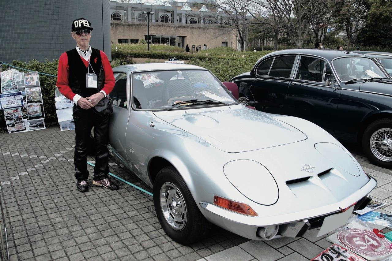 大切にしてくれる人に譲りたい。半世紀を共に過ごした盟友「オペル 1900GT 」(1969/ドイツ)|憧れのクラシックカースタイルのアイキャッチ