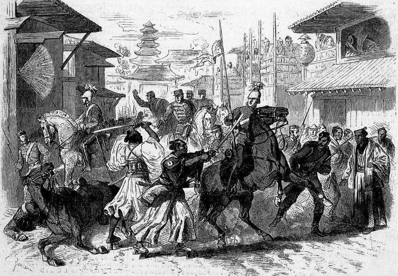 外国人たちが見た「武士」と「武士道」|戦国〜幕末の日本で生きたルイス・フロイスとアーネスト・サトウの記録のアイキャッチ