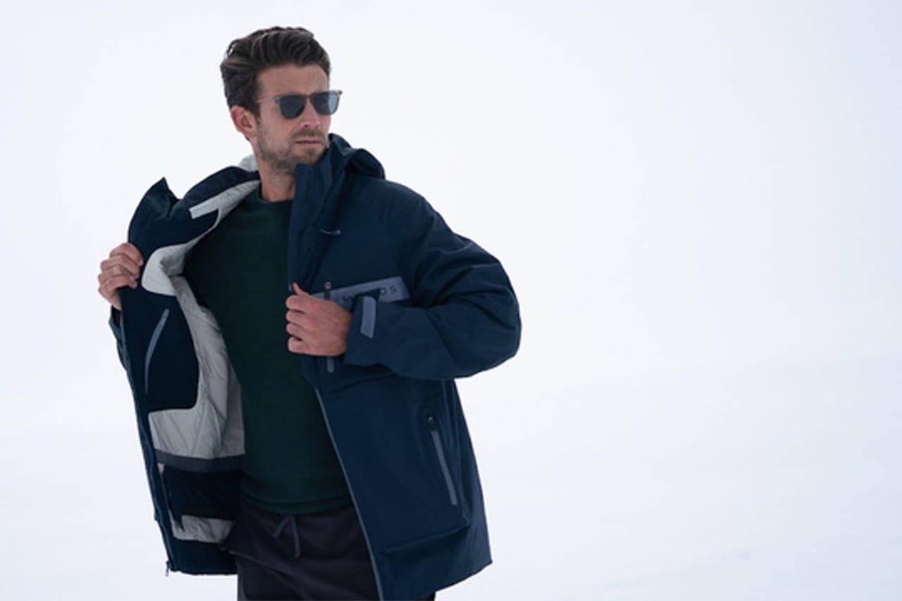 ほぼ宇宙服。−40度にも耐えるスーパー防寒「OROS エンデバージャケット」がとにかく寒がりの必携アイテムのアイキャッチ