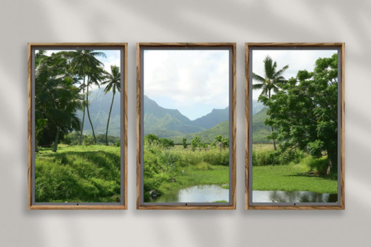 """毎日が絶景三昧!""""窓""""から見える景色が自在に選べるスマート窓「Atmoph Window 2」のアイキャッチ"""