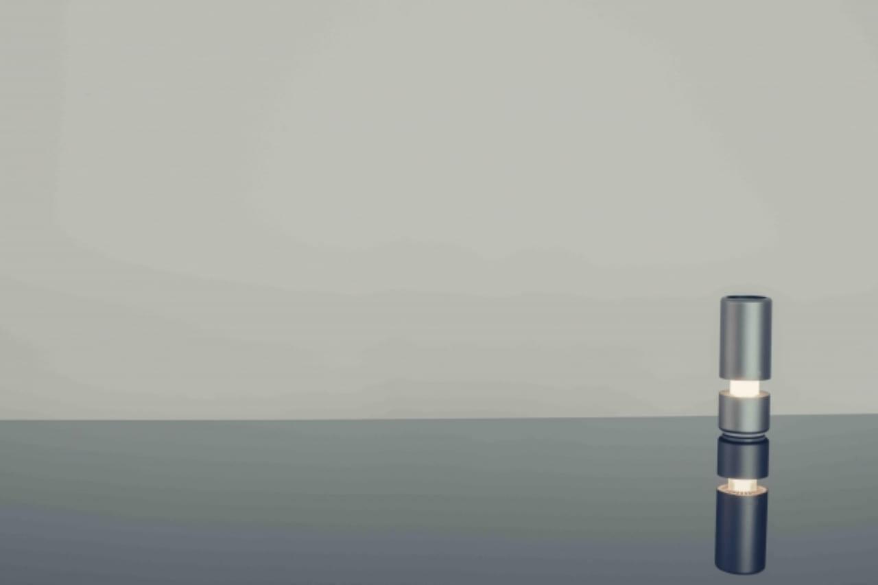 空間を邪魔せず空気をデザインするcadoの最新ポータブル空気清浄機「LEAF Portable」のアイキャッチ