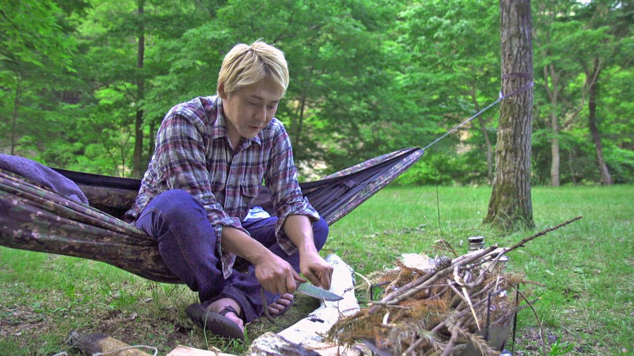 「ヒロシのぼっちキャンプ Season2」が1時間番組にパワーアップして10月6日11時からBS-TBSにて放送スタートのアイキャッチ