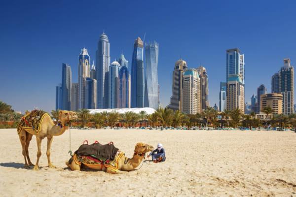 「「ちょっと、ドバイに移住します」UAEの強力なデジタル・インフラでフルリモートワーク!ドバイ政府観光・商務局が年間移住プランを提案」のアイキャッチ画像