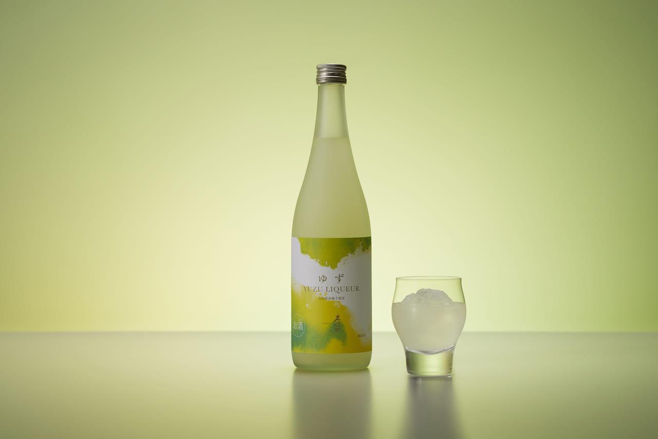 あの久保田がリキュールに挑戦。爽やかな「本柚子」の果汁感と日本酒感のマリアージュ。カクテルからシャーベットまでおいしい「久保田 ゆずリキュール」誕生のアイキャッチ