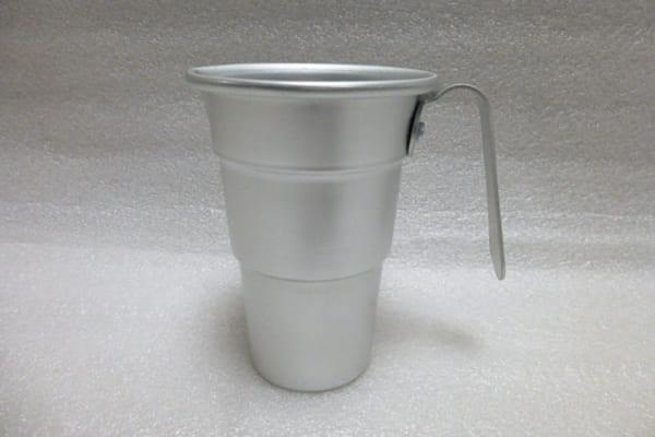 「アルミでできた定番中の定番「アルミ酒タンポ1号」|自宅で愉しむための熱燗便利グッズ」のアイキャッチ画像