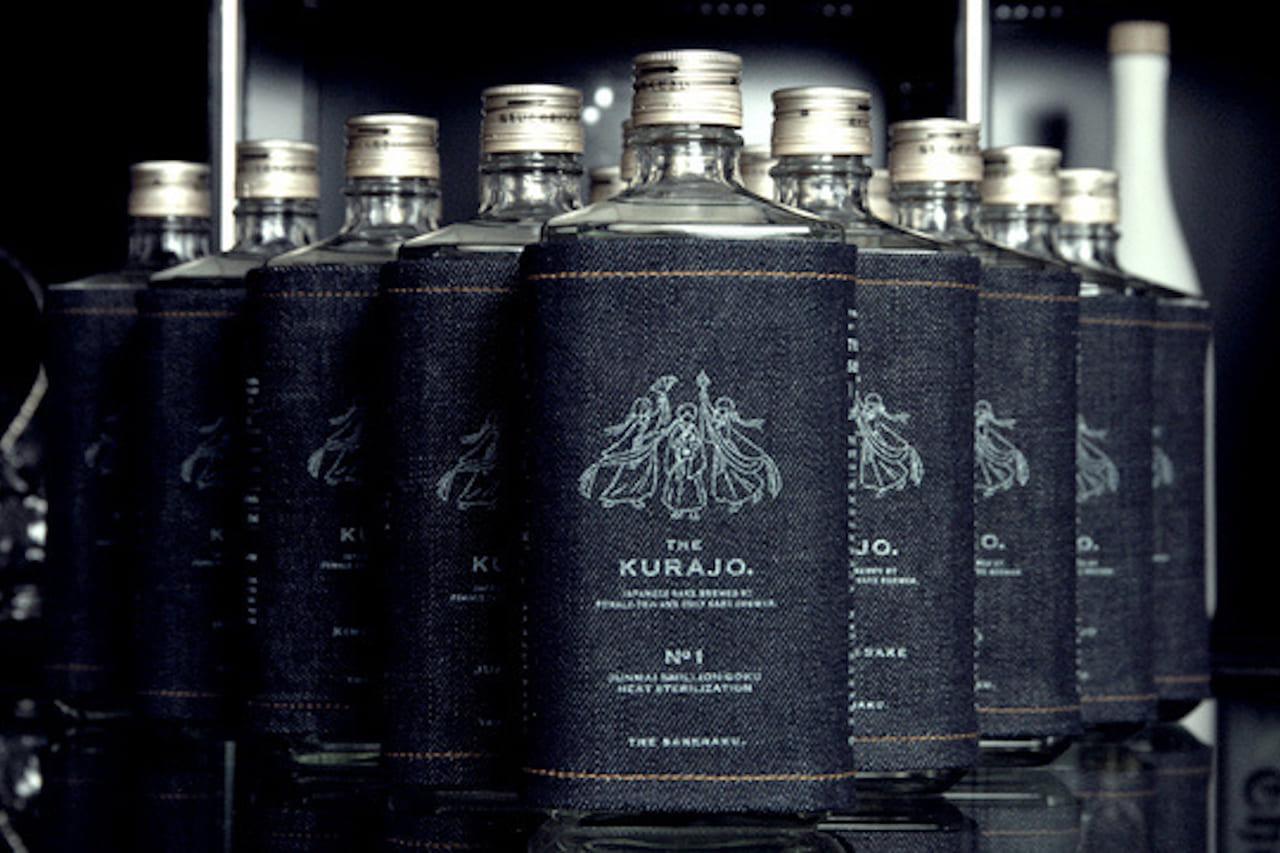 【こんな日本酒初めて】角瓶&デニムラベルで世界進出。女性が造る日本酒「蔵女」×岡山デニム!日本で買えるのはMakuakeだけのアイキャッチ