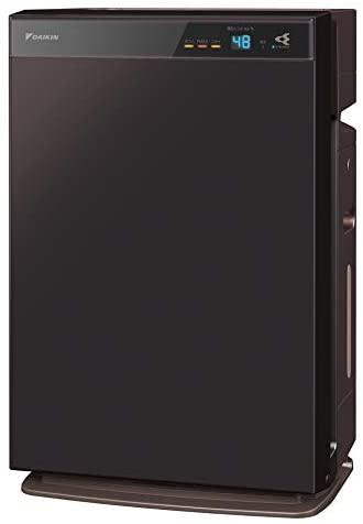 ダイキン ストリーマ空気清浄機 MCK70Xの製品画像