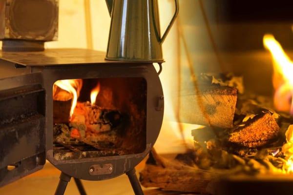「秋冬キャンプを楽しめる薪ストーブおすすめ11選!使い方や注意点も」のアイキャッチ画像