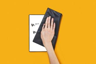 「あったらいいなと思ってた! 持ち運びに便利なパーソナルホワイトボード「WIPE」に熱視線」のアイキャッチ画像