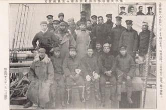「この日 何の日?〈9月4日〉明治の日本を沸かせた南極探検家・白瀬矗、人知れず旅立つ」のアイキャッチ画像